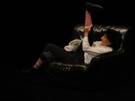 """""""De toute façon"""" par la compagnie professionnelle L'Auguste Théâtre La Roque d'Anthéron - Salle Marcel Pagnol - 21 octobre 2015"""