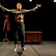 Sur la rampe Théâtre des 4 Dauphins - Gréasque - 21 novembre 2014