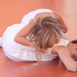 """""""Et quand je danse je suis"""" Par la Compagnie Marie Hélène Desmarais Aix en Provence, Bois de l'Aune - 30 octobre 2015"""