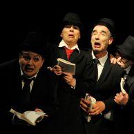 D'un retournement l'autre Théâtre de la Grimace Rognes - 25 octobre 2014