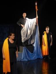 En direct de l'Olympe L'Auguste Théâtre Coudoux - 31 octobre 2014