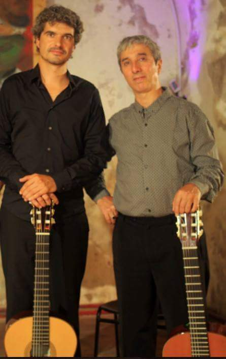 Manuel Amelong et Oriol Martinez Codinachs
