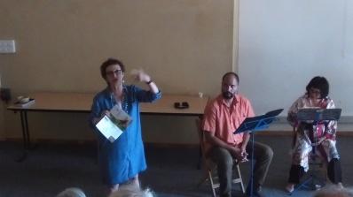 """Lecture """"Ô vous... Albert Cohen"""" - cie Trafic d'arts"""